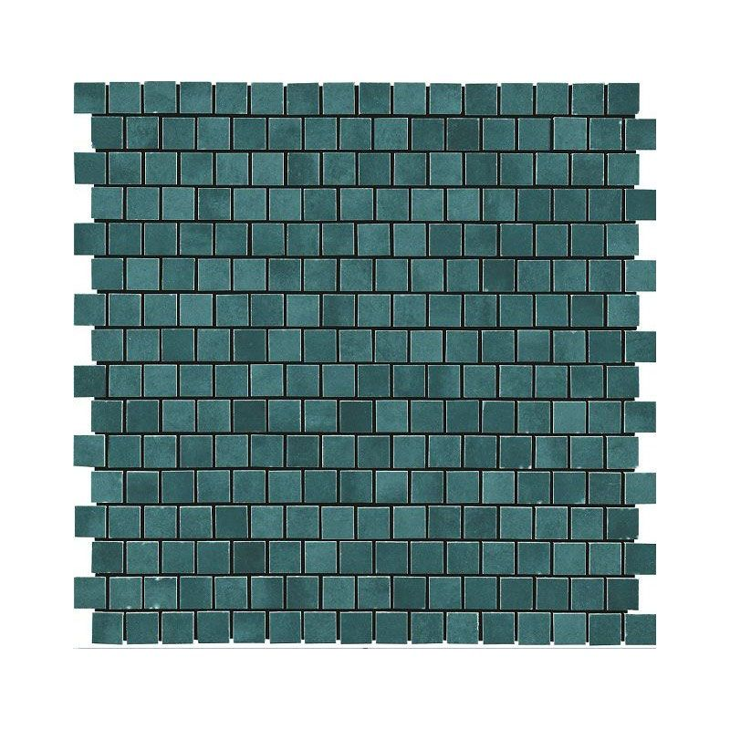 Shades Teal Mosaic 30 Floor and Wall Tiles   TileSpace