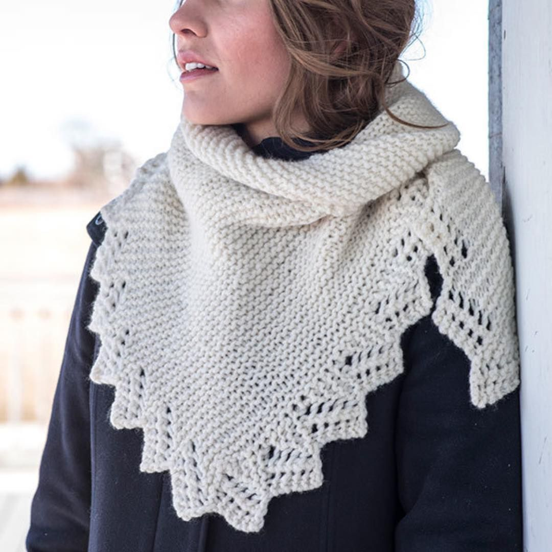 Pin de Marilyn Gibson en Knit - Shawl Patterns | Pinterest