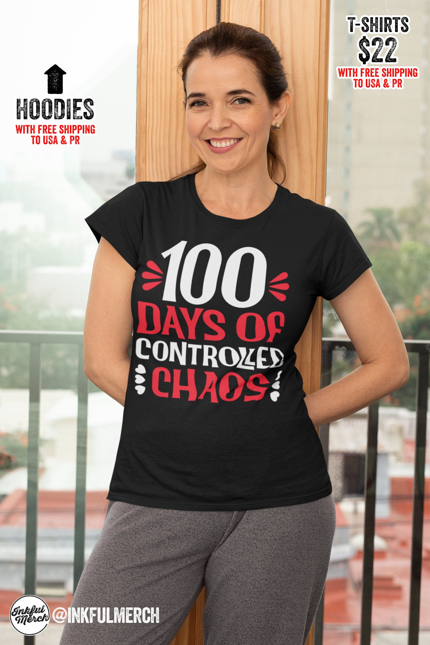 100th Day Of School Shirts, 100 Days Of School Shirt For Teachers, 100th Day Of School Costume