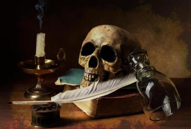 Famous Still Life Paintings By Dutch Artist Pieter Claesz ...