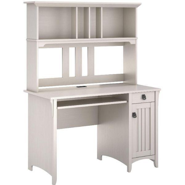 Salinas Antique White Desk & Hutch - Salinas Antique White Desk & Hutch 47.16 W $249.99 Things I've