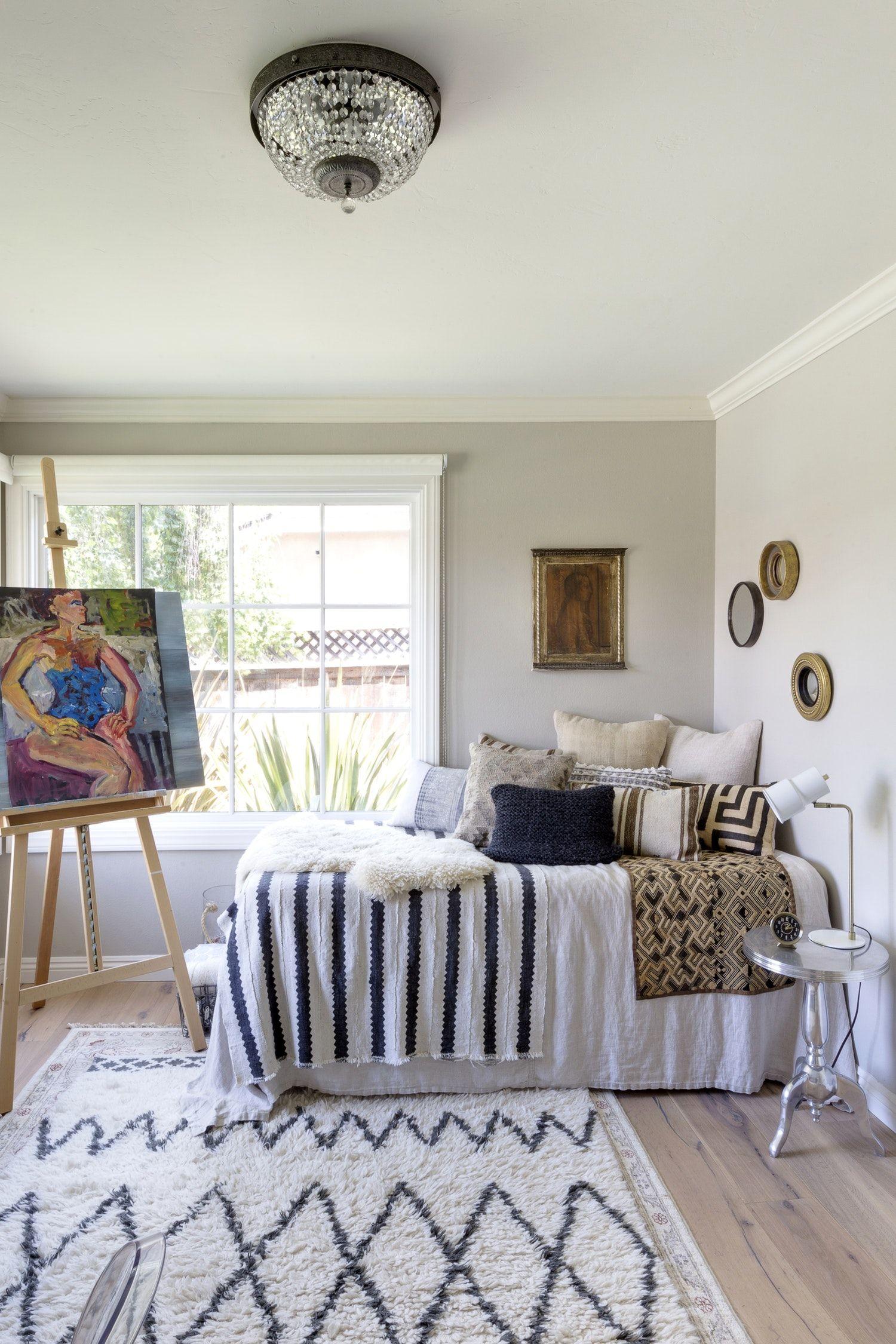 "An Interior Designer's ""Euro Eclectic"" San Diego Home"