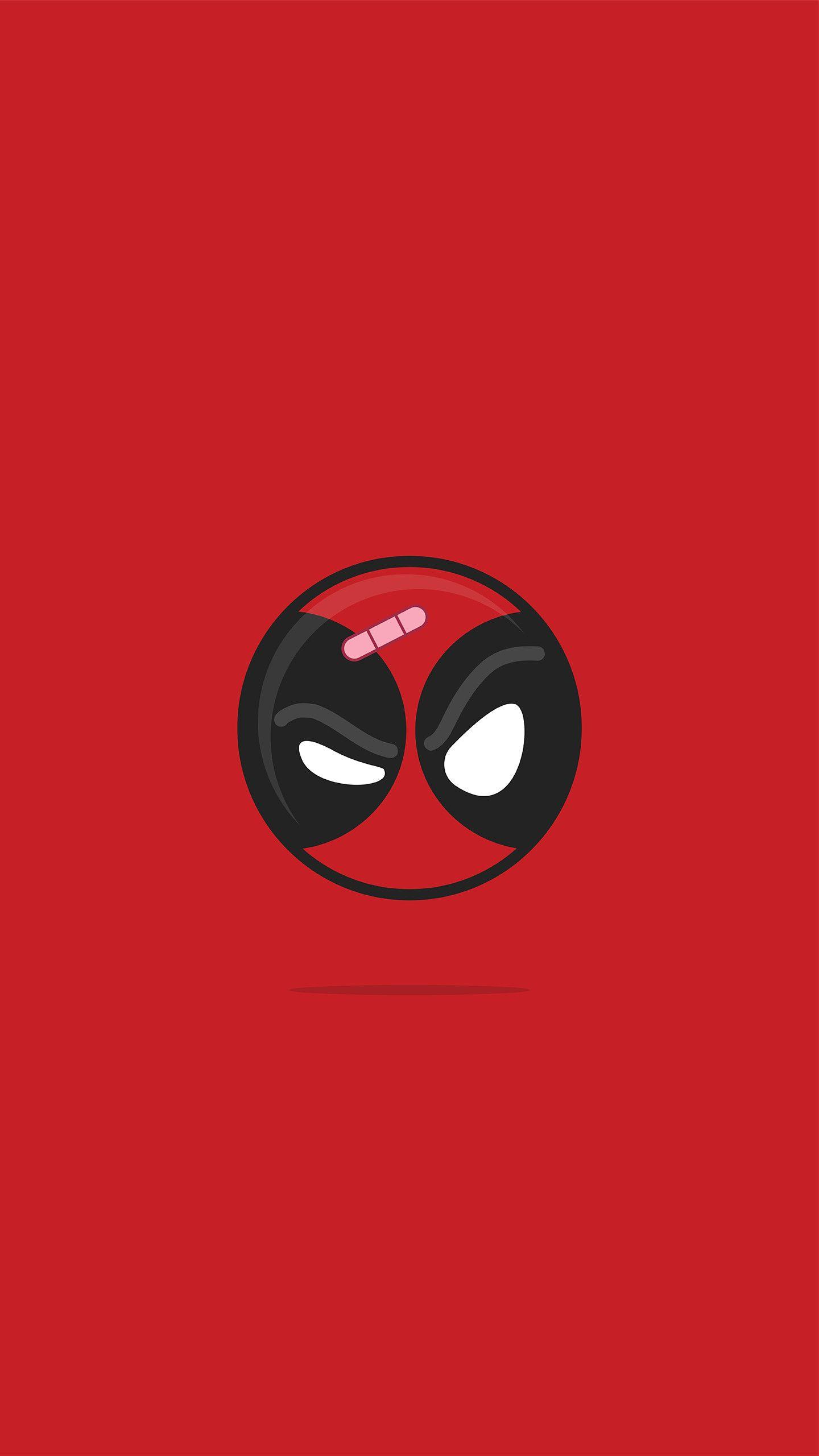 New Deadpool Minimal Iphone Wallpaper In 2020 Deadpool Wallpaper Deadpool Wallpaper Iphone Deadpool Art