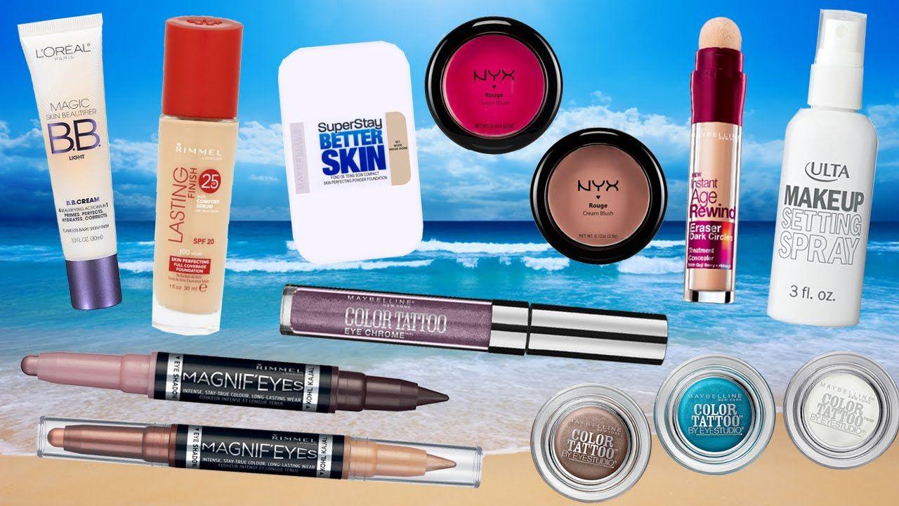 Frugal Fridayz BEST Drugstore SweatProof Summer Makeup