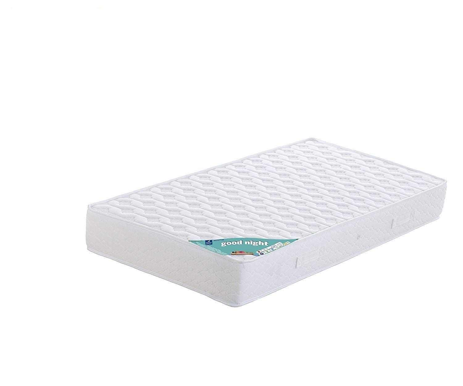 Nuits D Or Goodnight Matelas 120x190 Densite 35 Kg M3 Hauteur 21 Cm Soutien Ferme Orthopedique In 2020 Mattress Home Decor