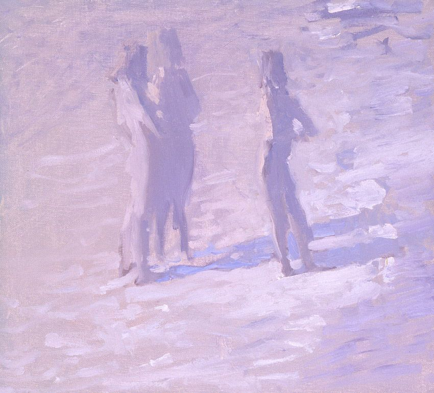 Three graces - Bato Dugarzhapov - Russian Fine Art