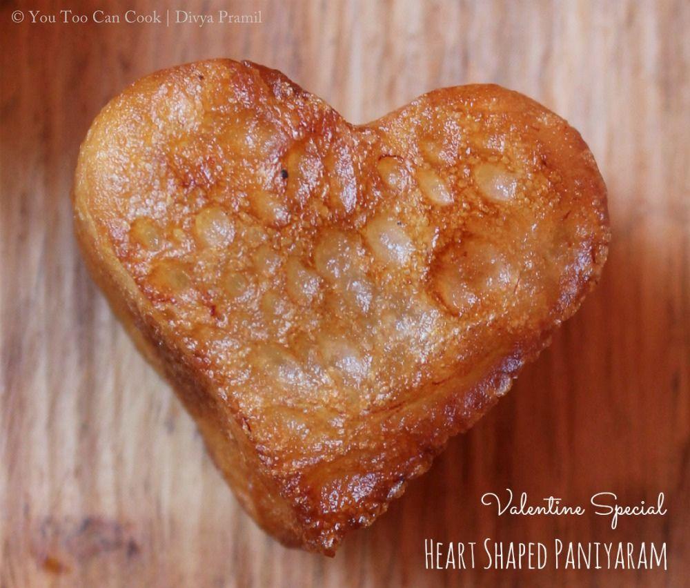 Sweet maida paniyaram heart shapes bananas and indian sweets sweet maida paniyaram heart shaped paniyaram maida banana paniyaram indian dessertsindian food recipesindian forumfinder Image collections
