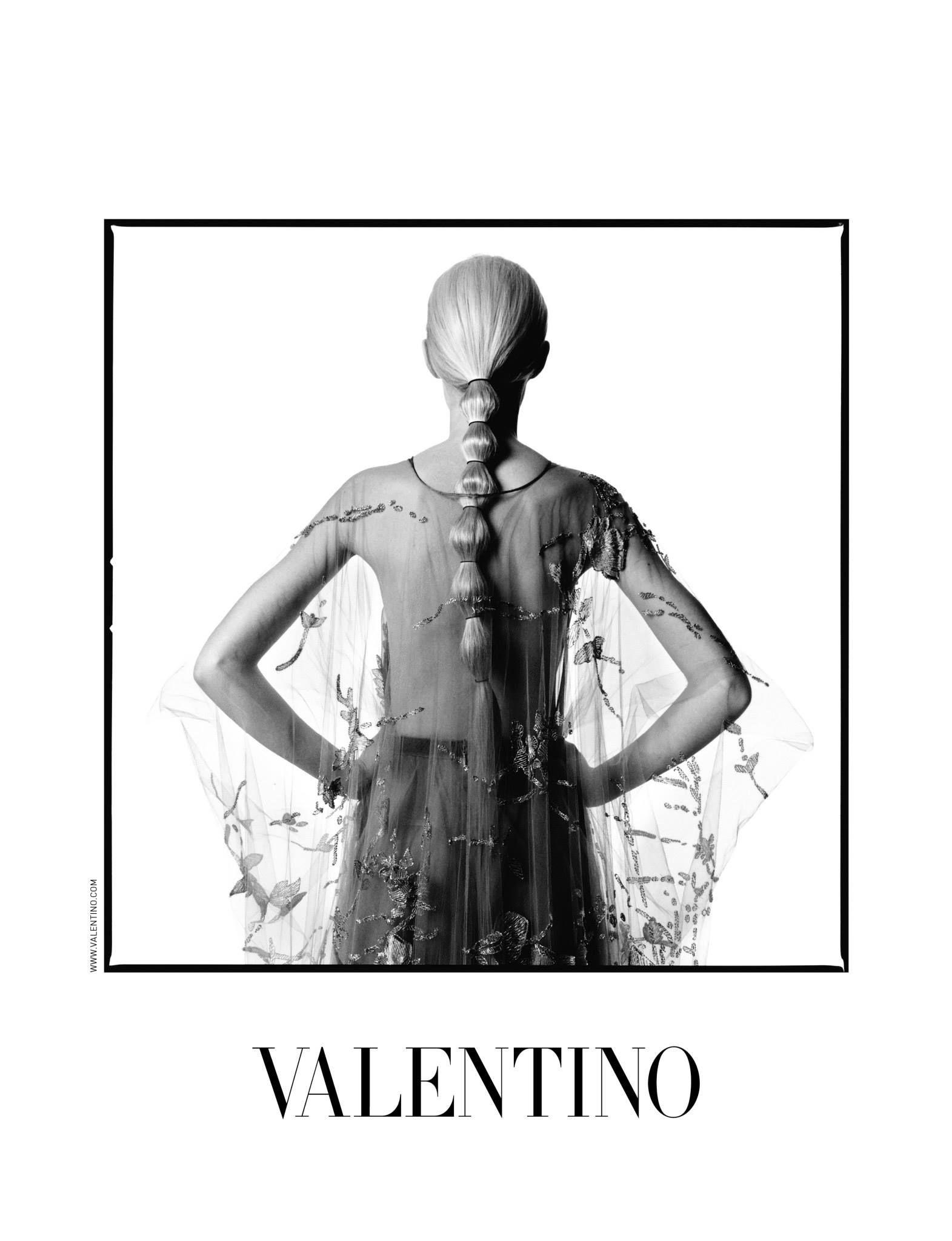 Valentino THE NEW FALL/WINTER 2014 ADV CAMPAIGN