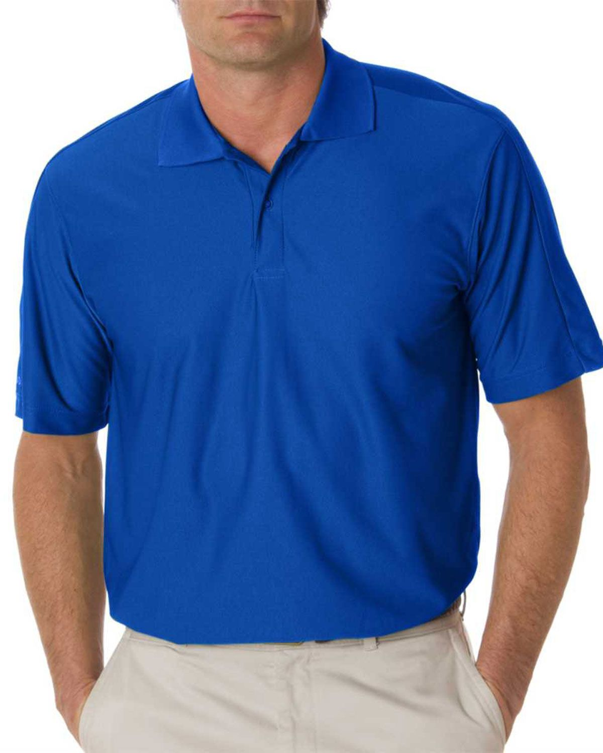 b6a0bae00f4cd Pique Polo - Buy wholesale 100% polyester pique 5.75-oz. Izod adult  performance…