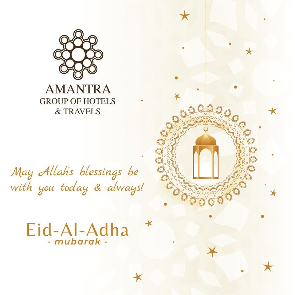 Celebrate the auspicious occasion of Eid with us. Wishing you all#Eidmubarakfrom Amantra Family.  For more details- Call 8094931177 / 9414255500  #eid#amantra#love#like#happyeid#india#eidcollection#follow#family#happy#happyeidmubarak#festival#celebration#celebratewithus