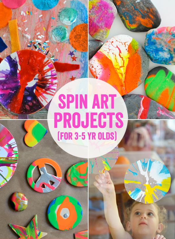 50 Art Projects For 3 5 Year Olds Rockin Art For Kids