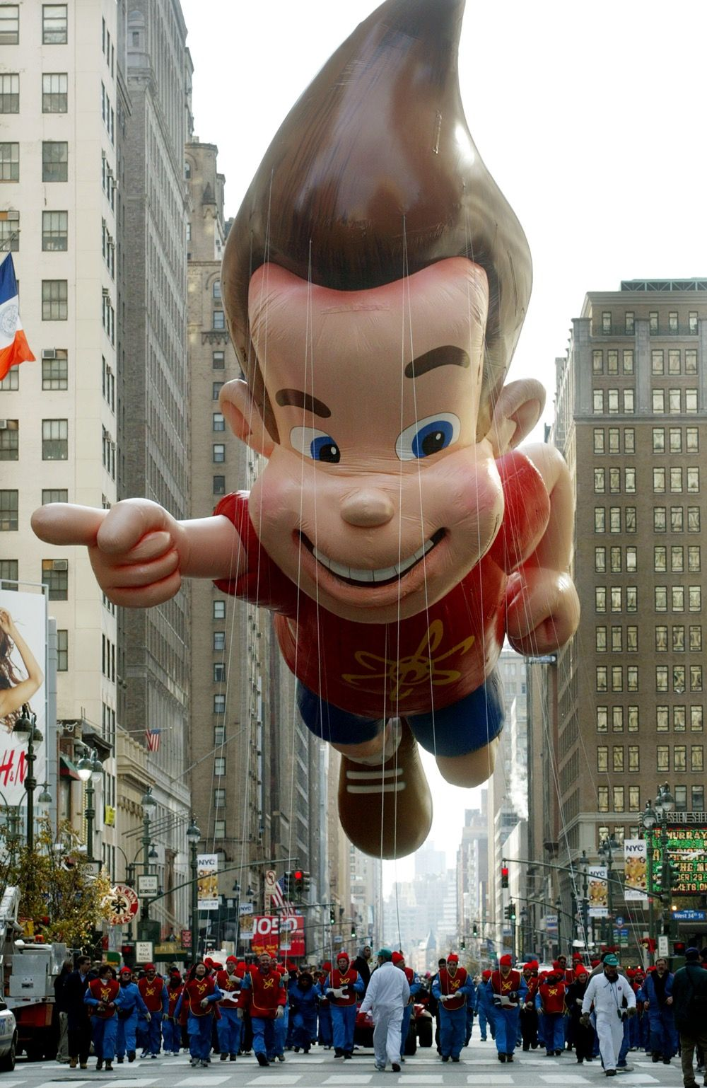 Balloons Of The Macy S Thanksgiving Day Parade Thanksgiving Day Parade Macys Thanksgiving Parade Thanksgiving Parade