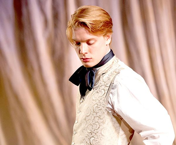 Freddie Fox – the West End's hottest new star | Scout London > Theatre