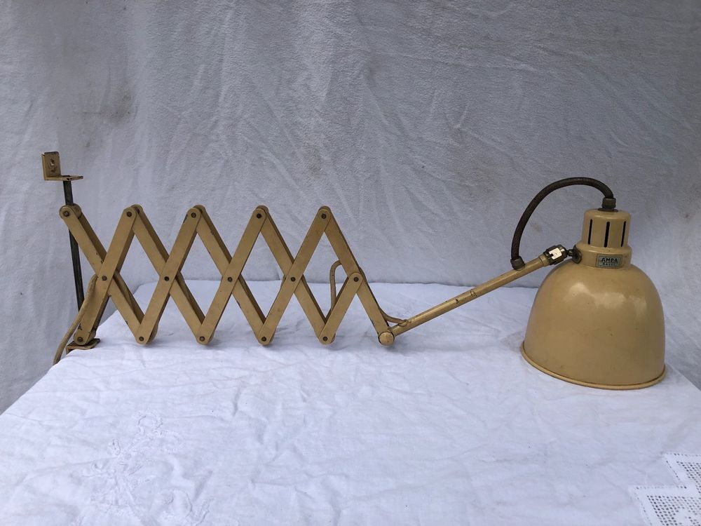 Scherenlampe Werkstattlampe Werkstattlampe Lampen Werkstatt