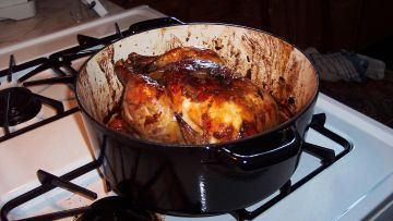 French Chicken In A Pot America S Test Kitchen