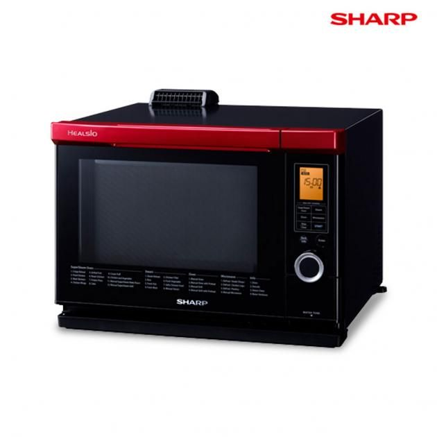 Sharp 26l Healsio Superheated Steam Oven Ax1300vr Steam Oven