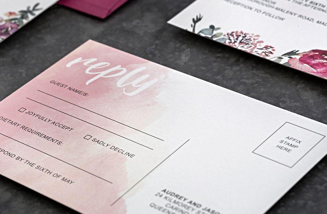 Pink teapot design and letterpress wedding invitations melbourne pink teapot design and letterpress wedding invitations melbourne easy weddings filmwisefo