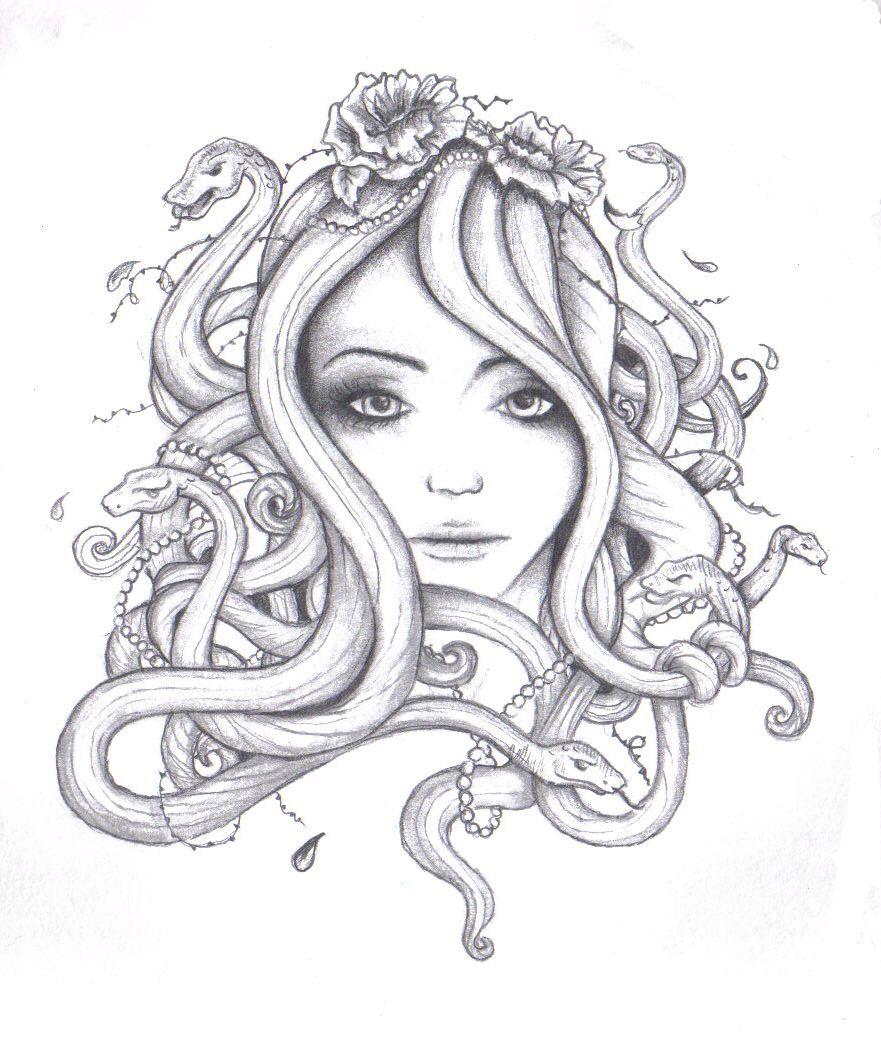 Medusa by on