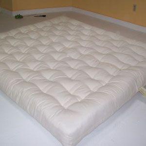 Organic Cotton Futon