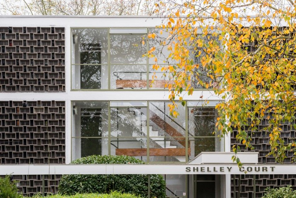 Parkleys Richmond Upon Thames The Modern House Modern