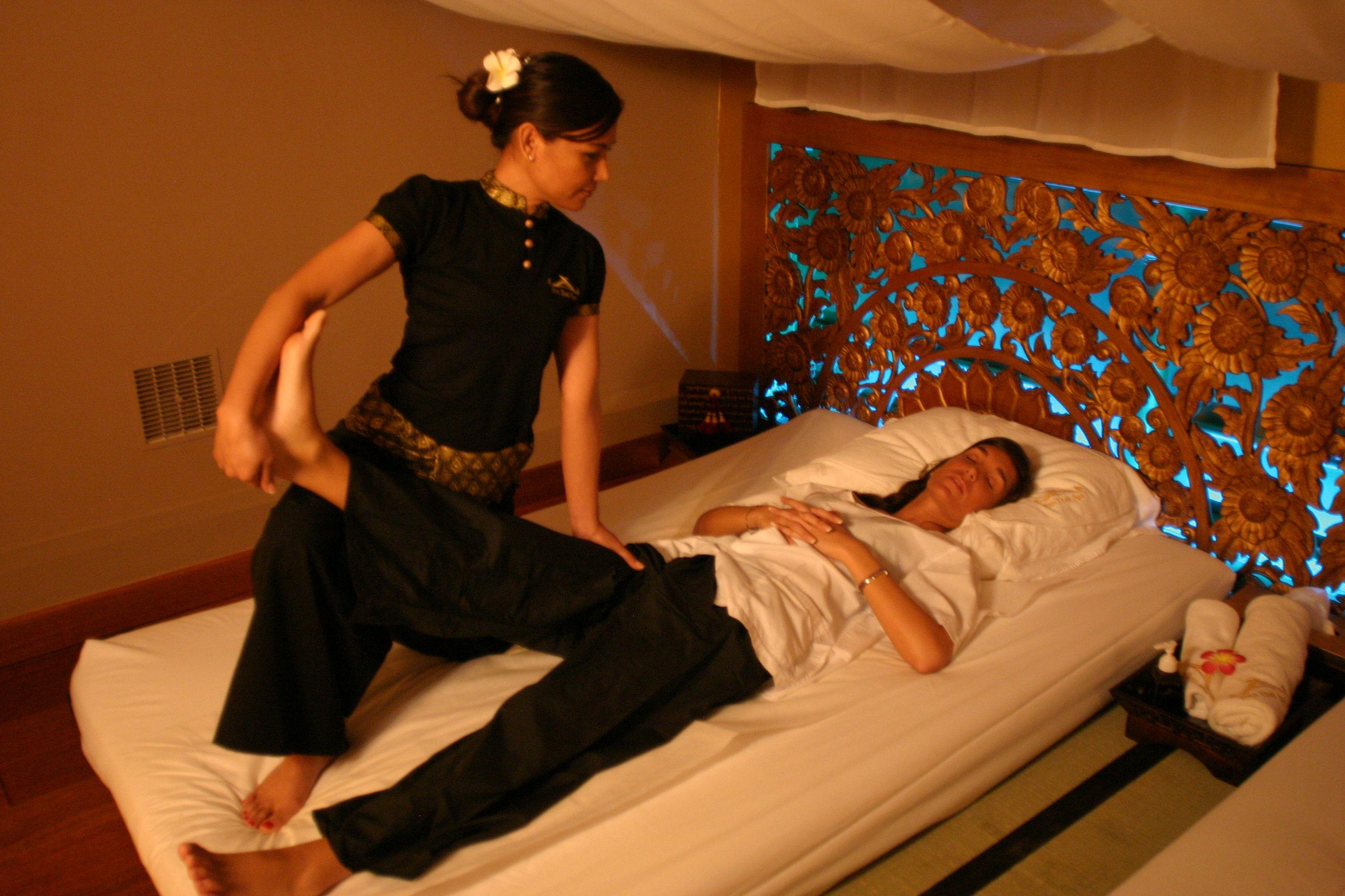 Ban Thai Avec Images Spa Massage Thai Massage