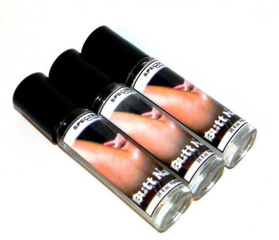 Butt naked perfume