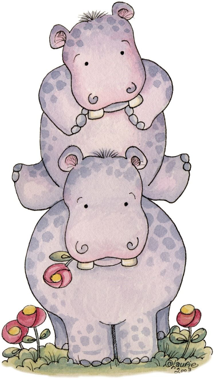 medium resolution of pin by christian day on sugar cookies hippopotamus cute illustration animals images