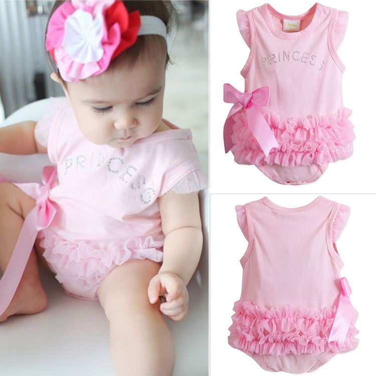 a6e3918e4229 Cool Baby girls clothing set cotton rompers jumpsuit infant kid Children  clothing -  7.89 - Buy
