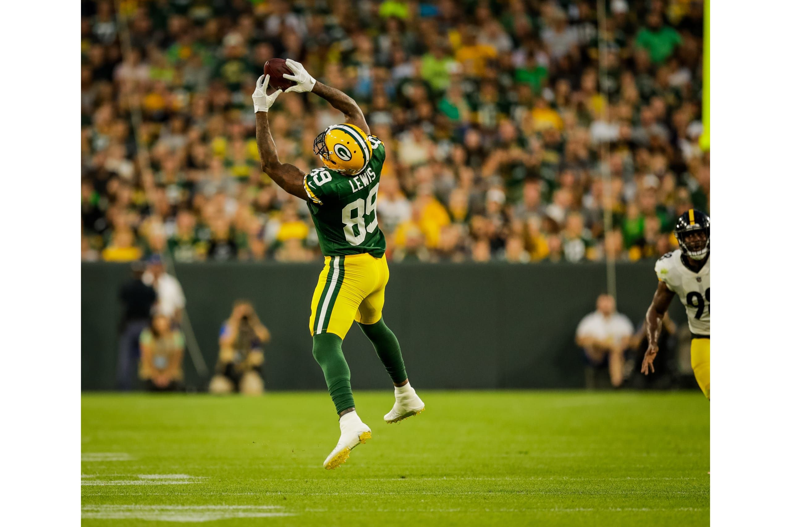 89 Te Marcedes Lewis Green Bay Packers Packers Green Bay