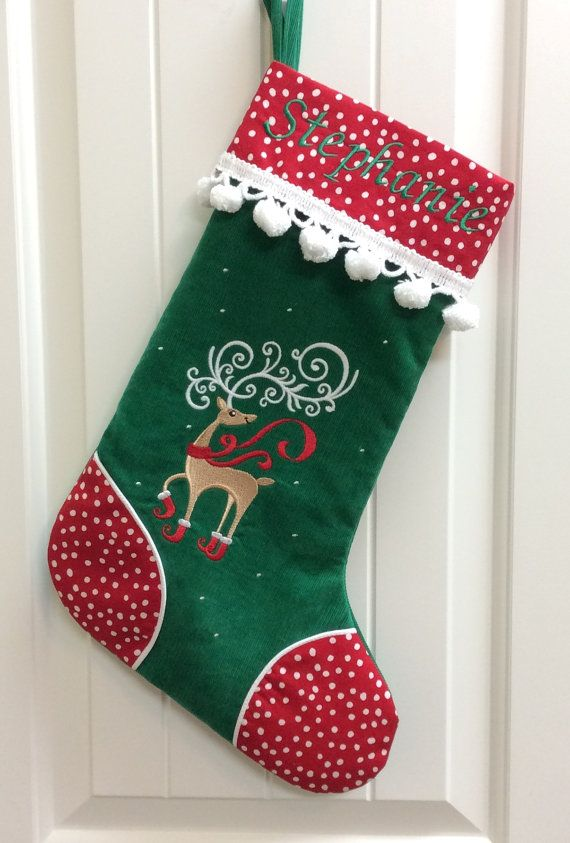 personalized christmas stocking family christmas stockings pet christmas stocking burlap stocking you