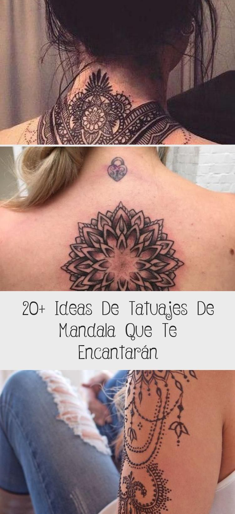 Photo of 20+ Mandala Tattoo Ideas You'll Love – Tattoo İdeas