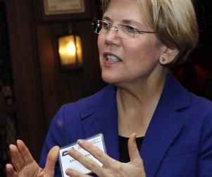 """Elizabeth Warren: Middle Class Was Neglected For A Generation, Now It's Time To Expand #SocialSecurity."" (click through to read more)"