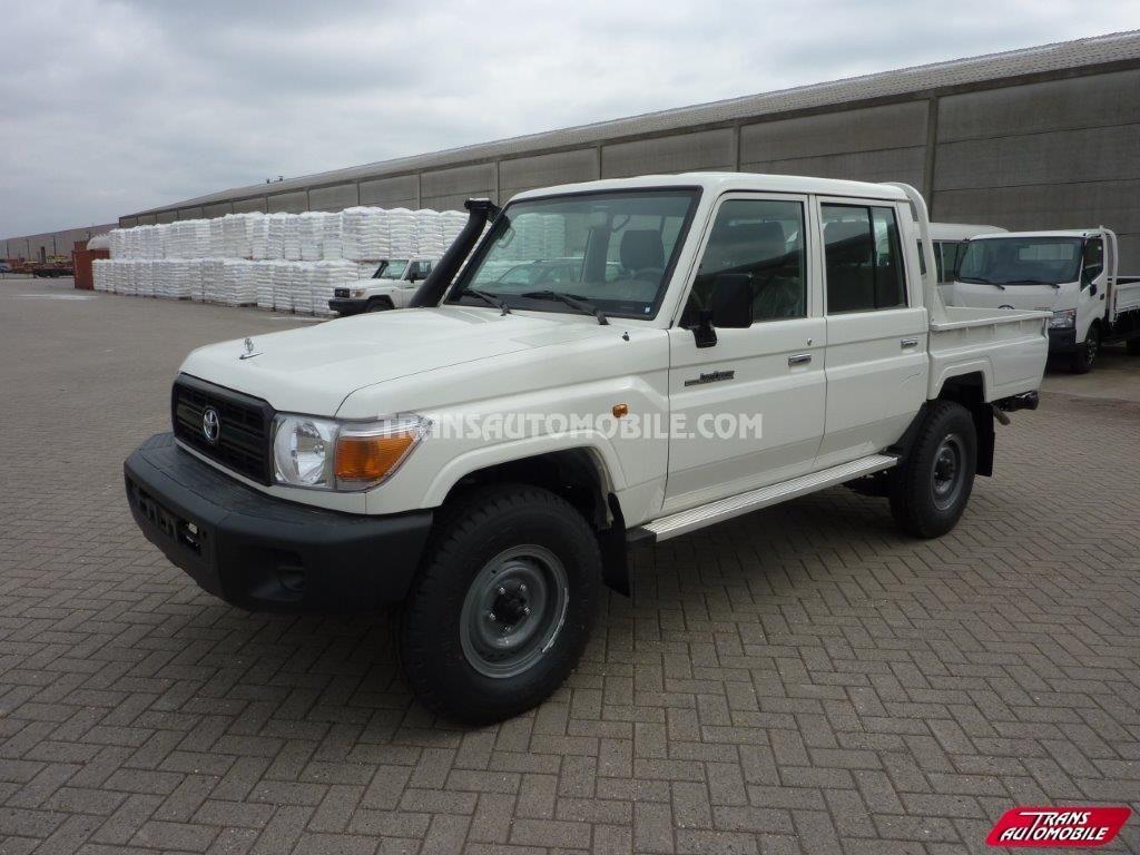 Toyota Land Cruiser 79 Pick Up 4 2l Hzj 79 Double Cabin