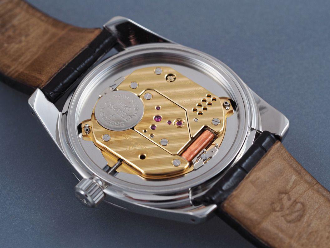 Grand Seiko 9F82A 9 jewel quartz