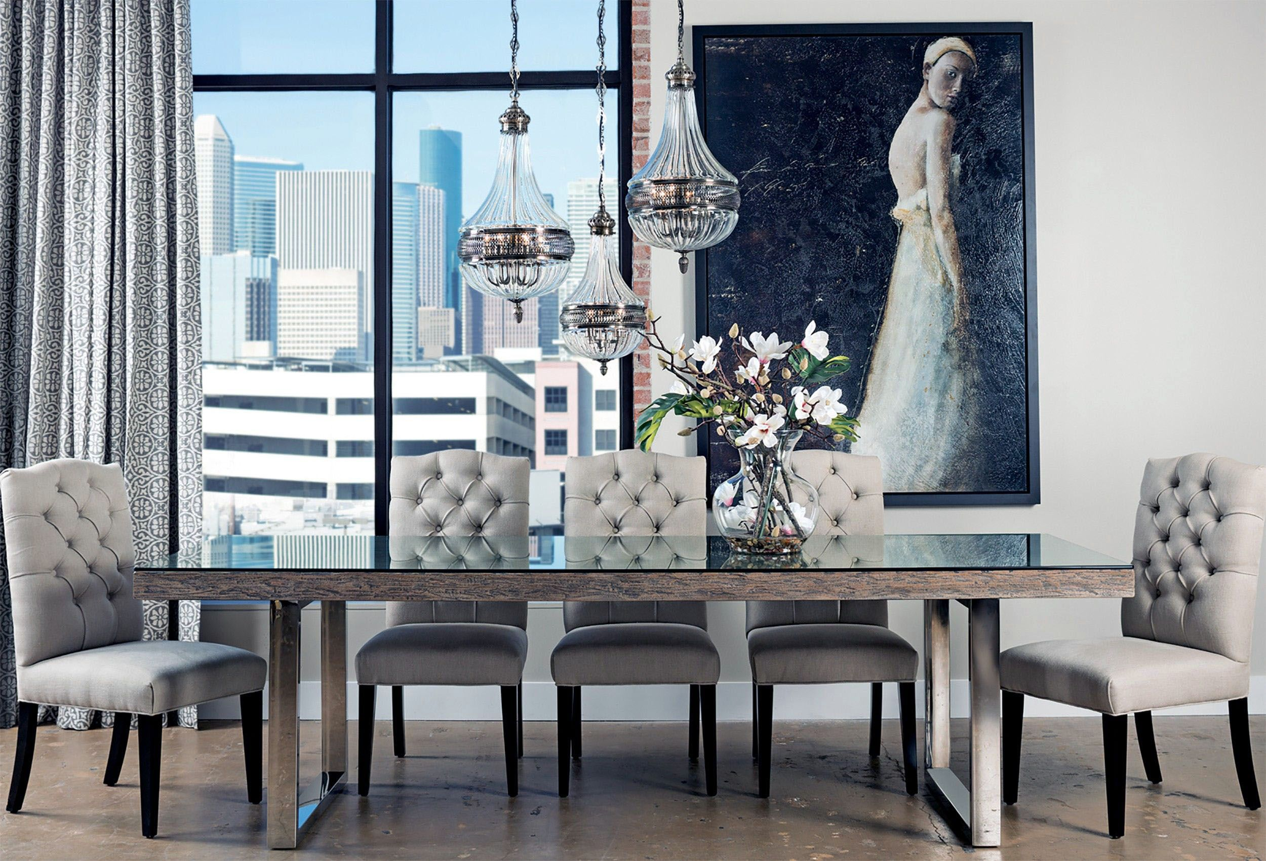 Find Dining Room Sets Qvc That Look Beautiful