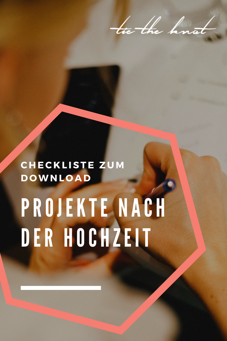 Checkliste Nach Der Hochzeit Was Ist Nach Der Heirat Zu Tun Hochzeit Danksagung Hochzeit Hochzeit Ablauf