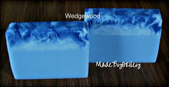 Wedgewood. Japanese Cherry Blossom fragrance. Argan Oil Goats Milk Honey Rosewood Lavender Essential Oils