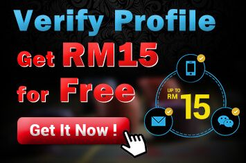 Casino Genting Verify and Free Bonus RM15!