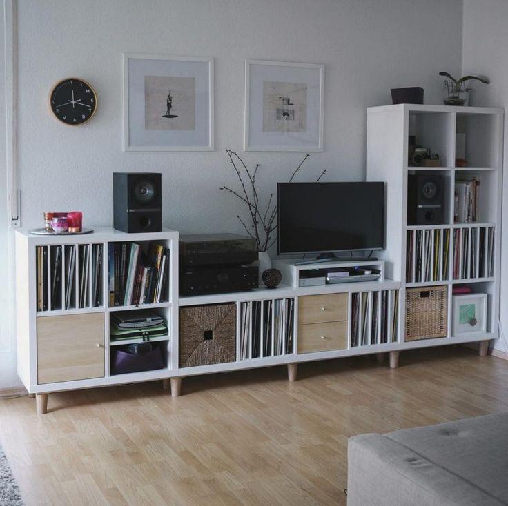 23 Instagram-würdige IKEA-Hacks, die du an diesem Wochenende ausprobieren solltest - Samantha Fashion Life #homeentertainment