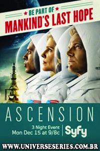 Download Ascension 1ª Temporada Dublado E Legendado Com Imagens
