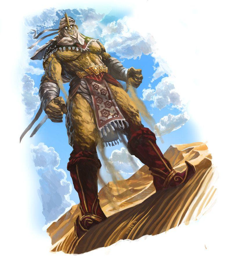 Dust giant art giants fantasy characters