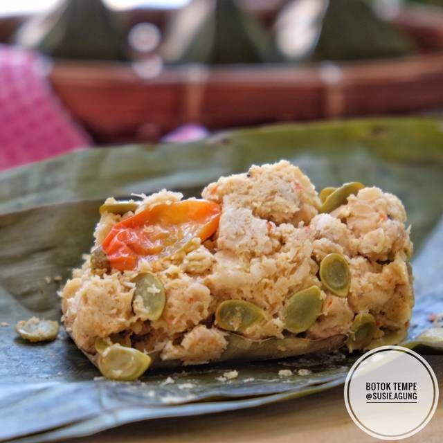 Resep Botok Tempe Lamtoro By Susi Agung Resep Masakan Pedas Resep Makanan