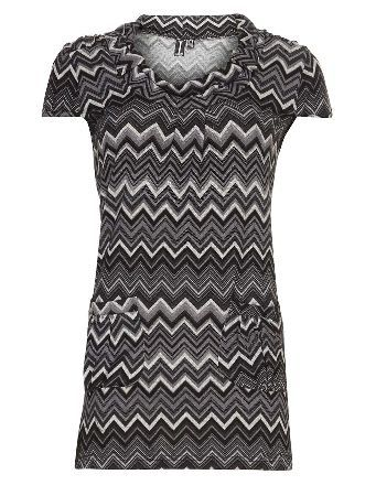 Dorothy Perkins Womens *Izabel London Multi Grey Dress- Grey Izabel London multi grey cap sleeved dress with roll neckline and no fastening. Wearing length is approximately 75 cm. 95% Polyester, 5% Elastane. Cold gentle machine wash separately.Do not dry clean. http://www.MightGet.com/january-2017-13/dorothy-perkins-womens-izabel-london-multi-grey-dress-grey.asp