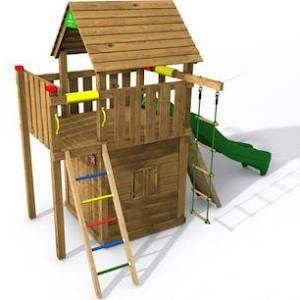 Dětské hřiště Herold variant Max a .