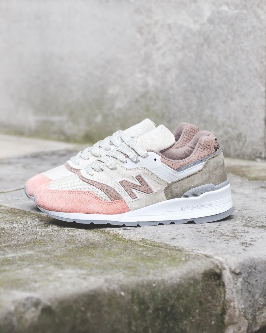 the best attitude 73a7b e2efa New Balance 997 Made In USA 'Desert Heat' | Now available in ...
