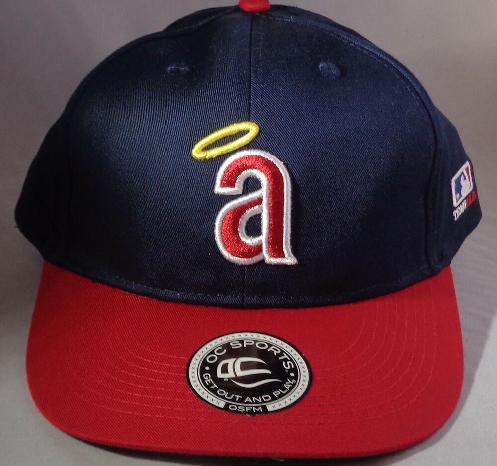New Hat Cap Mlb Los Angeles Angels Baseball Throwback Cooperstown Adult Men S Losangelesangels Los Angeles Angels Baseball Angels Baseball Mlb