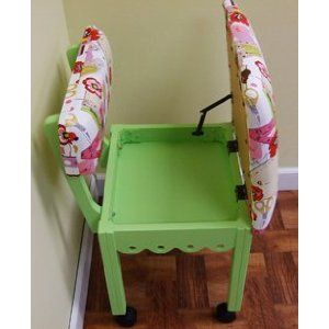 #10: Arrow Sewing Chair (Pistachio) (4004).