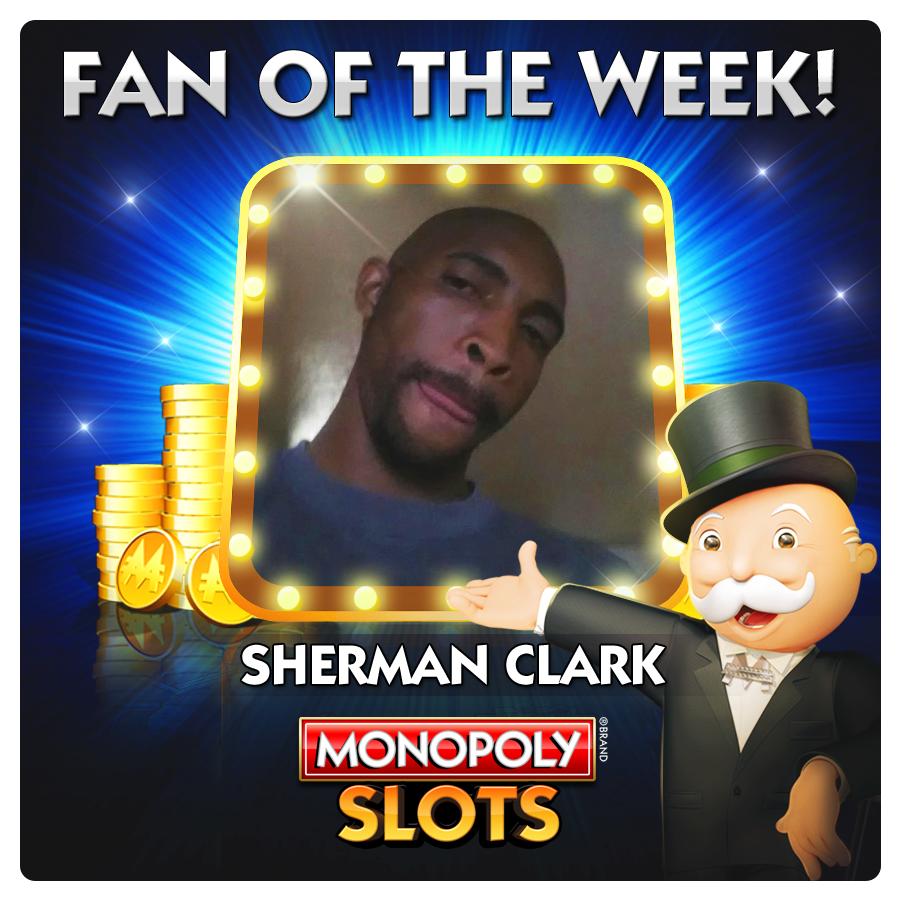 Sherman Clark - 3rd Nov