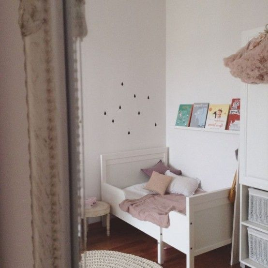 21 Cute Ikea Sundvik Bed And Crib Ideas To Try Ikea Toddler Room Kid Room Decor Cool Kids Bedrooms