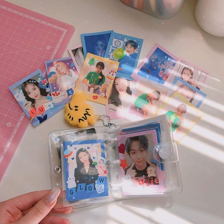 𝚌𝚛𝚢𝚜𝚝𝚊𝚕˚ ₊ in 2020 | Kpop diy, Polaroid decoration, Bullet ...